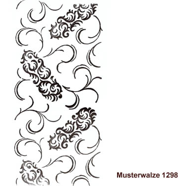 Musterwalze 1298 - Tribal