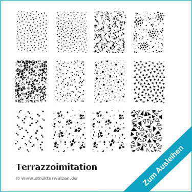 Terrazzoimitation